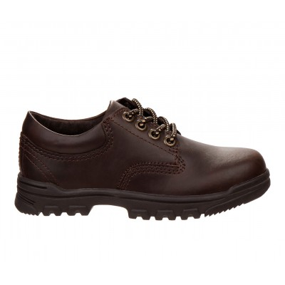 Men's Academie Gear Tuffex Oxfords Brown Wide Going Out New Look L323G1945