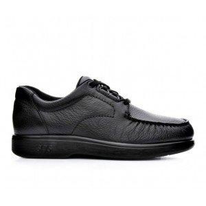 Men's Sas Bout Time Casual Loafers Black Sale DEFUF9553