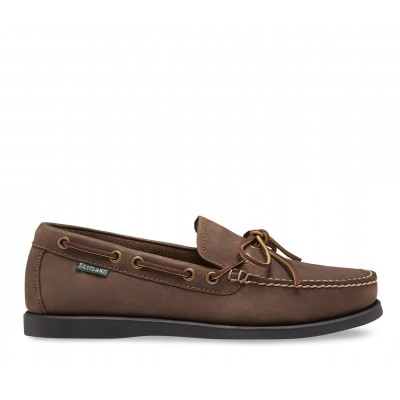 Men's Eastland Yarmouth Boat Shoes Bomber Brown Going Out At Target Z8TYV3578