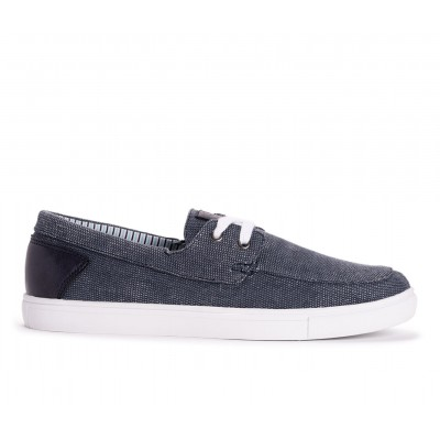 Men's LUKEES by MUK LUKS® Cruise Voyage Boat Shoes Navy Formal 68FBH1922