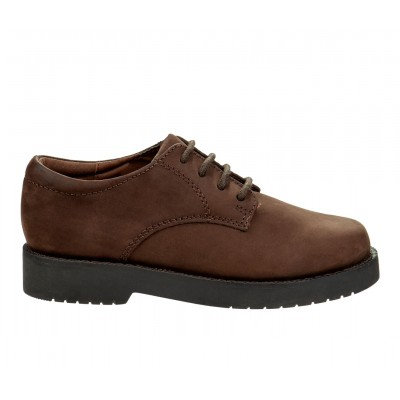 Men's Academie Gear James Oxfords Brown Oily Going Out stores 8L44A6872