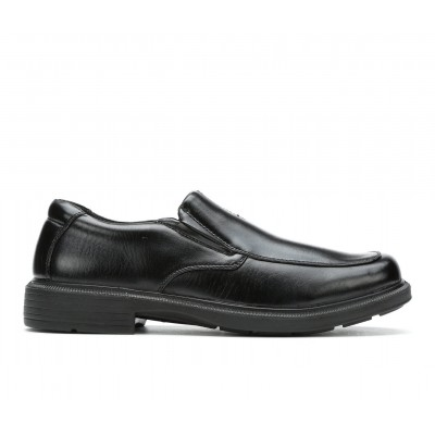 Men's Deer Stags Coney Loafers Black Business Casual Trend I435O4530