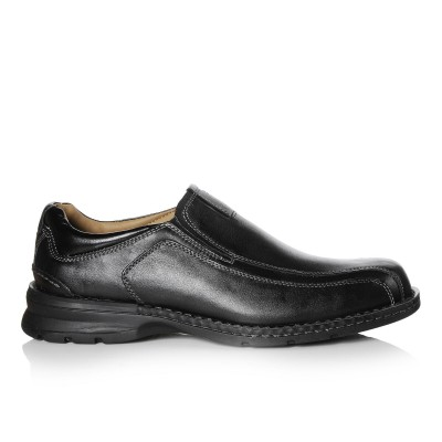 Men's Dockers Agent 90-29034 Slip-On Shoes Black Going Out fashion guide ZZSDU1732