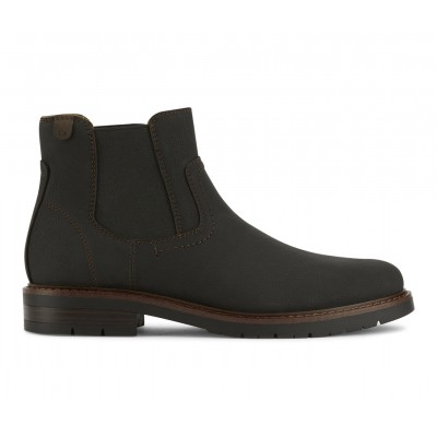 Men's Dockers Ransom Chelsea Boots Black Business Casual Best JXC9H2779