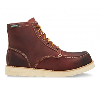 Men's Eastland Lumber Up Boots Oxblood Business Casual 2021 New OFXUD9386