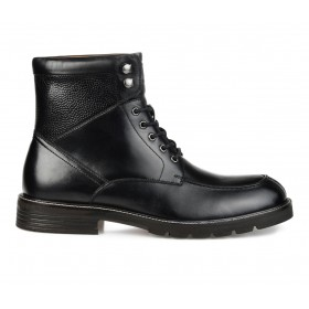 Men's Thomas & Vine Lowry Boots Black Going Out T0YIU8709