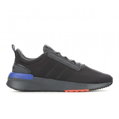 Men's Adidas Racer TR 21 Primegreen Sneakers Gry/Blk/Blu/Org Going Out Clearance 9SOAQ5313