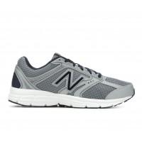 Men's New Balance M460V2 Running Shoes Grey/Navy Business Casual Recommendations VYEC3390