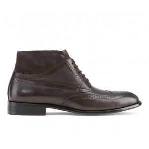 Men's Vintage Foundry Co. Graham Dress Boots Black Business Casual Cost EDP3Y4395