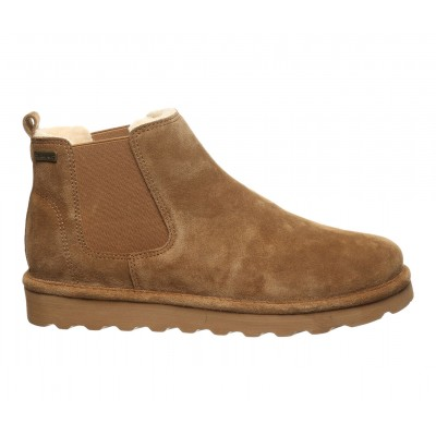 Men's Bearpaw Drew Winter Boots Hickory II Business Casual in style YB1RR2542