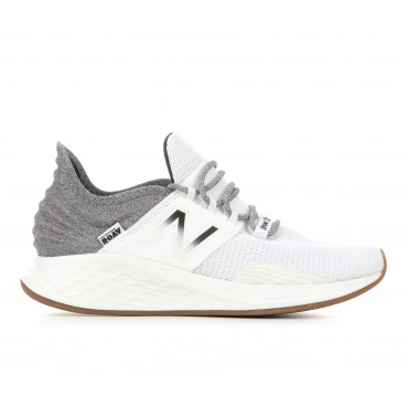Women's New Balance Roav Sneakers Wht/Gry/Blk Going Out most comfortable 5Y5BU5460