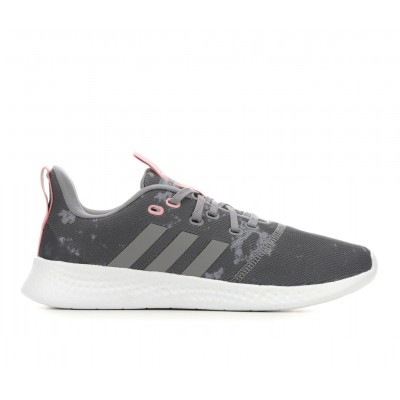 Women's Adidas Puremotion Sneakers Grey Print Business Casual SE8FA7702