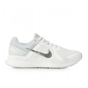 Women's Nike Run Swift 2 Running Shoes Wht/Met Slv Going Out most comfortable BX2315951