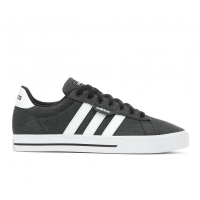 Men's Adidas Daily 3.0 Sneakers Blk/White/Blk Business Casual the best 6U5FL9252