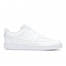 Men's Nike Court Vision Low Sneakers White/White Going Out cool designs X3D5F9966