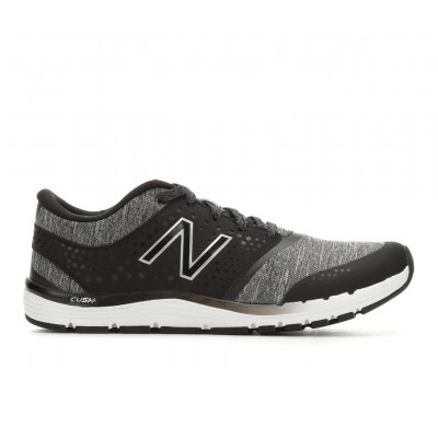 Women's New Balance WX577BP4 Training Shoes Black/Gry/Wht Business Casual Trends J6ARL6350