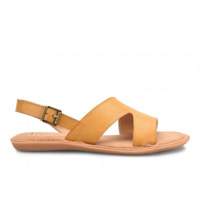 Women's B.O.C. Milania Sandals Yellow Business Casual Number 1 Selling FI7B21125