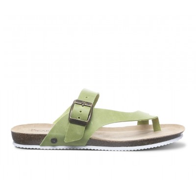 Women's Bearpaw Oceania Footbed Sandals Green Going Out guide 4G3KH2937