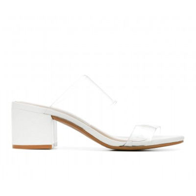 Women's City Classified Soap Dress Sandals White/Clear Formal shopping F9FB28710
