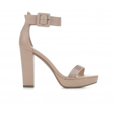 Women's Y-Not Future Dress Sandals Blush Going Out Sale RCYV25344
