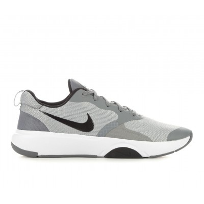 Men's Nike City Rep Training Shoes Gry/Black/White Going Out Designer 7UOXX9150