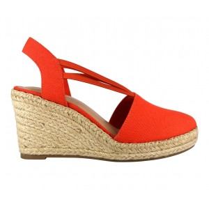 Women's Impo Taedra Wedges Persimmon Going Out K458B6453