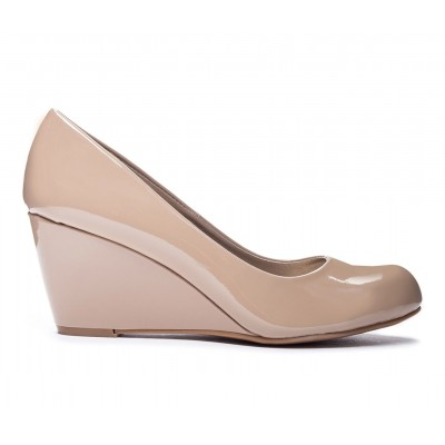 Women's CL By Laundry Nima Wedges Nude Going Out Trends 1912G9398