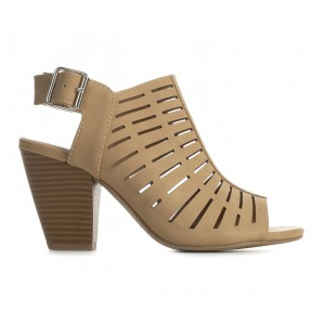 Women's Y-Not Lara Dress Heels Natural HL Nub Going Out Trends 2021 0LM6I5251