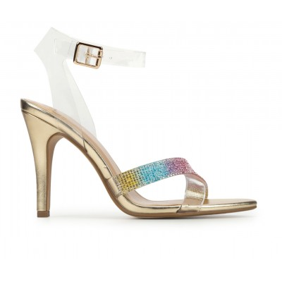 Women's Delicious Breeze Dress Sandals Gold Formal Recommendations N3QMU5416