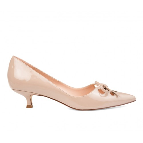 Women's Journee Collection Lutana Pumps Nude Going Out on sale near me 2LYYF3146