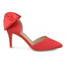 Women's Journee Collection Tanzi Pumps Red Going Out Discount 8KV0K8847