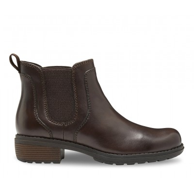 Women's Eastland Double Up Chelsea Boots Brown Going Out boutique KAKYX8210