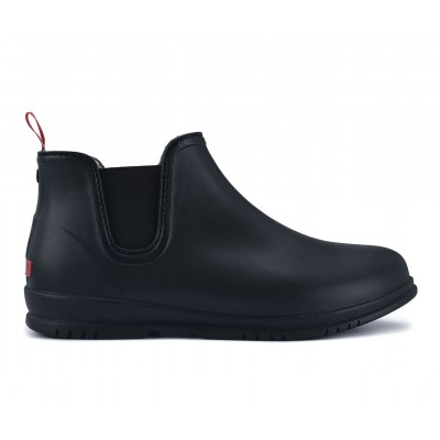Women's Easy Spirit Rainyday Waterproof Booties Black Going Out MWN802665