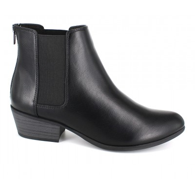Women's Esprit Tylee Chelsea Booties Black Going Out 4TF3B6573