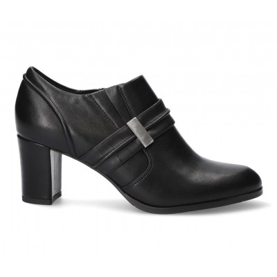 Women's Easy Street Berit Booties Black Going Out guide AEZGC3487