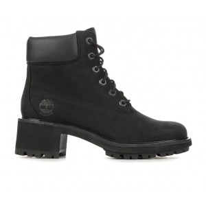 Women's Timberland Kinsley Lace-up Boots Black Going Out quality VS9IM1361