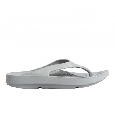 Men's Deer Stags Wally Flip-Flops Grey Going Out business casual 04HDL760